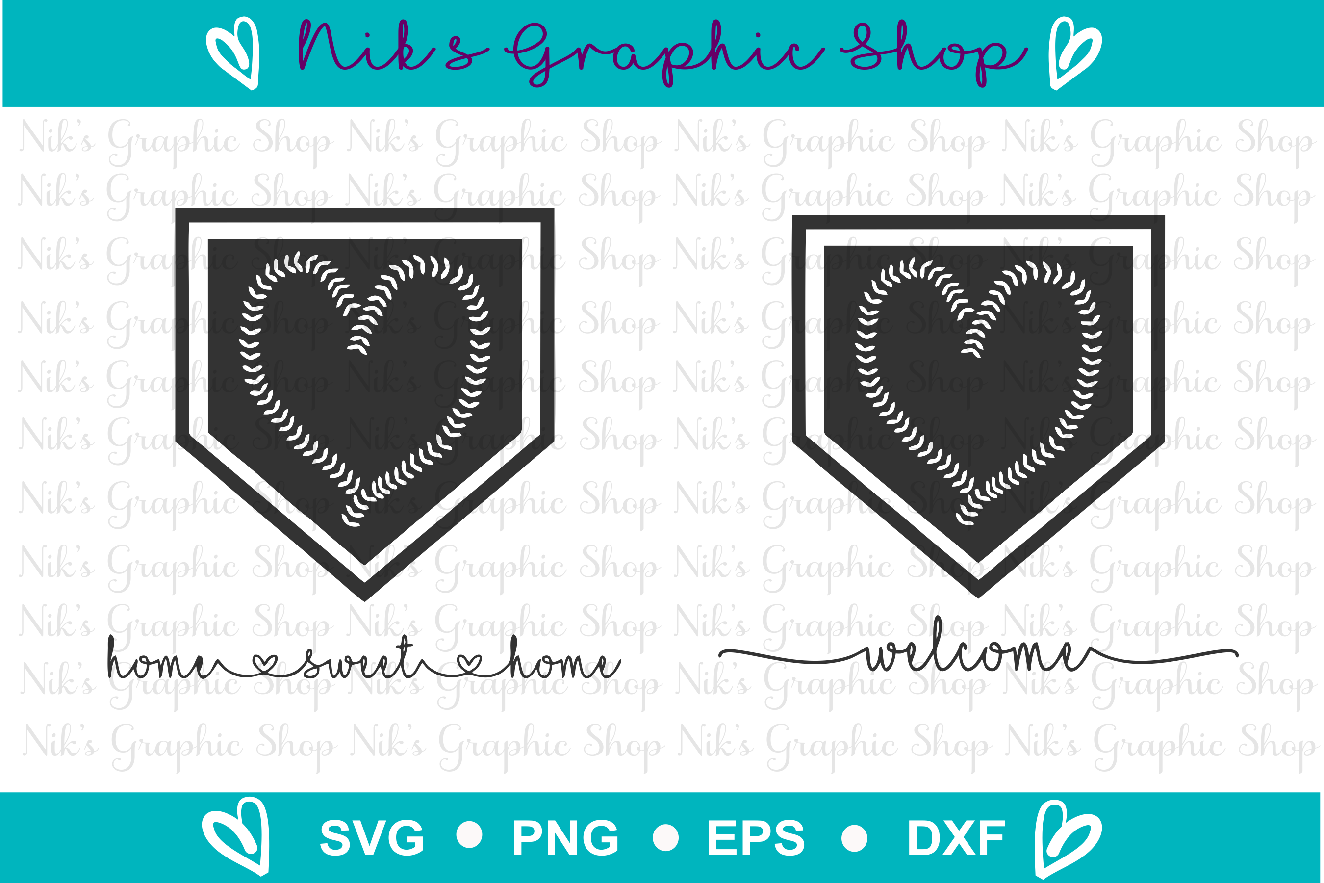 Baseball Svg, Home Sign Svg, Home Svg, Baseball Home Svg example image 3