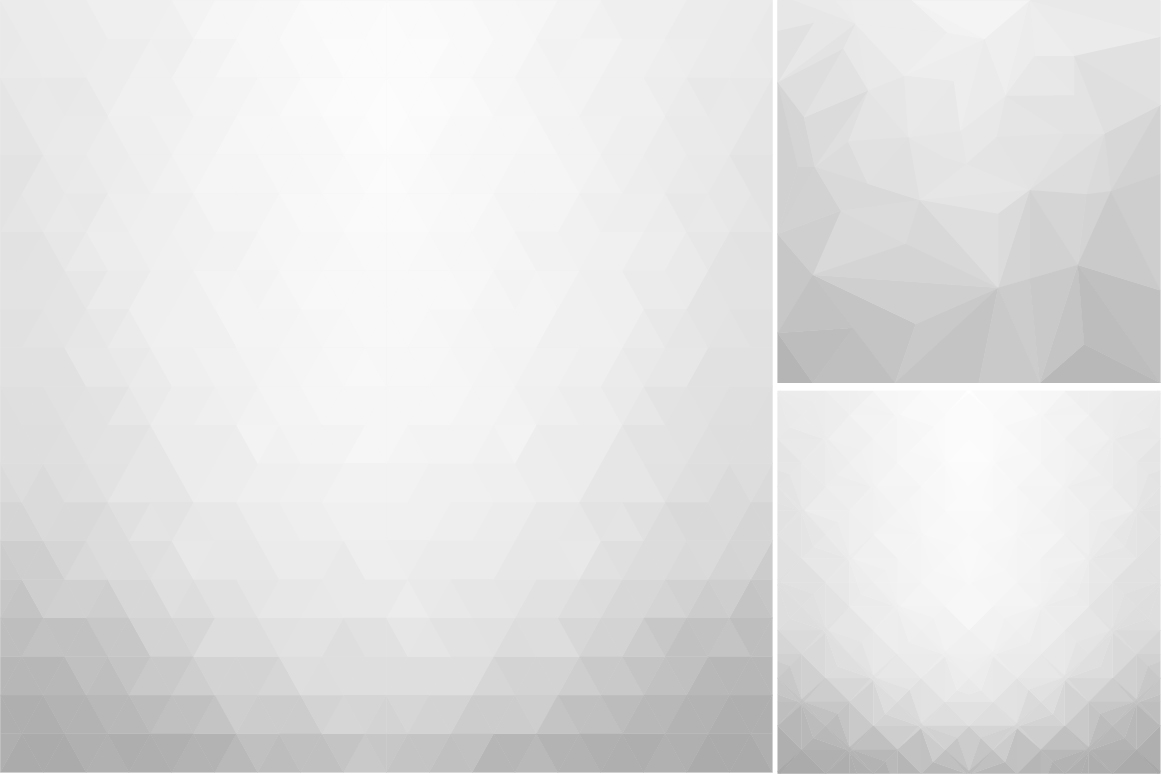 Gray abstract vector backgrounds. example image 6