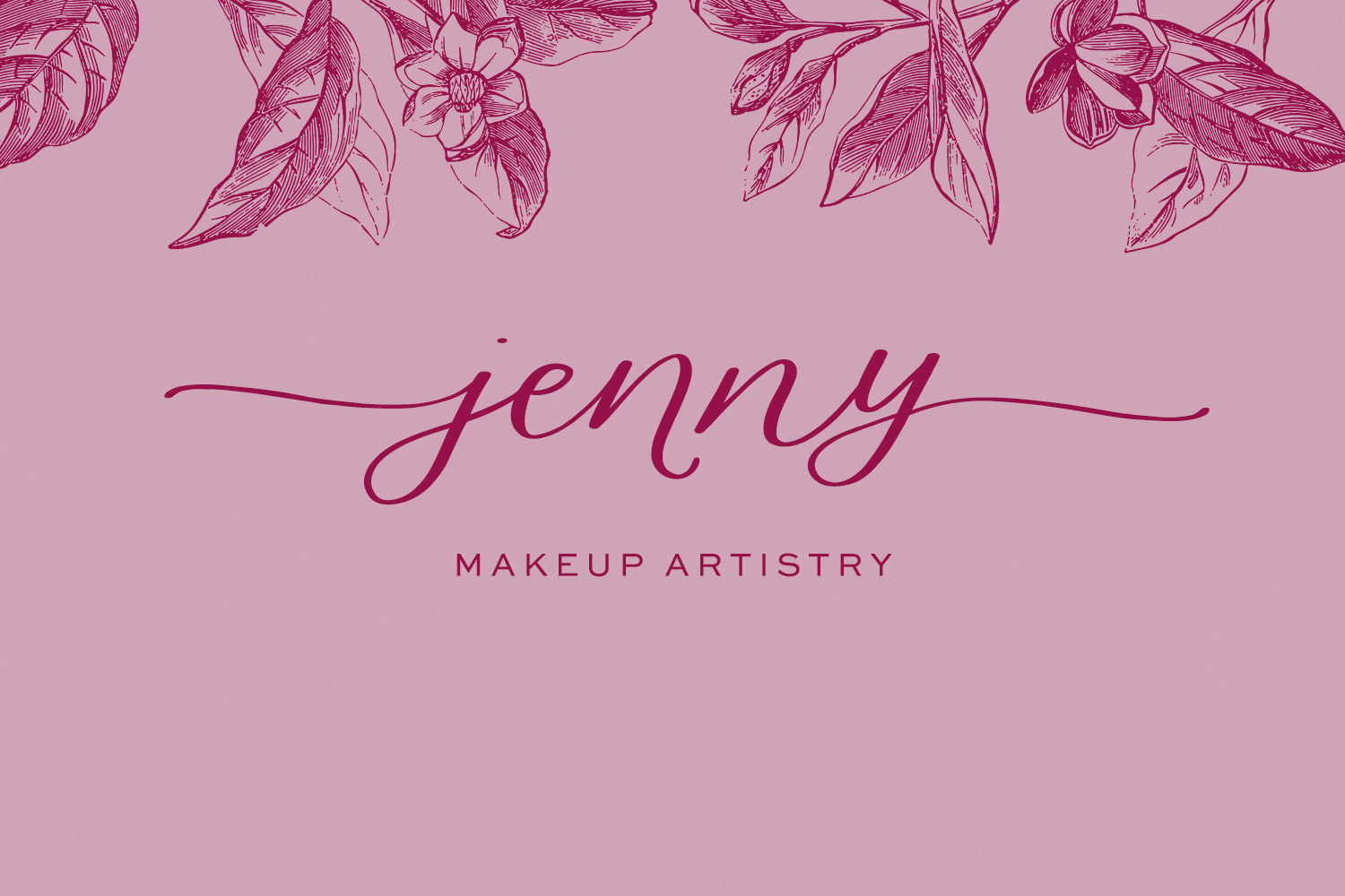 Blossomberry Script Font example image 9