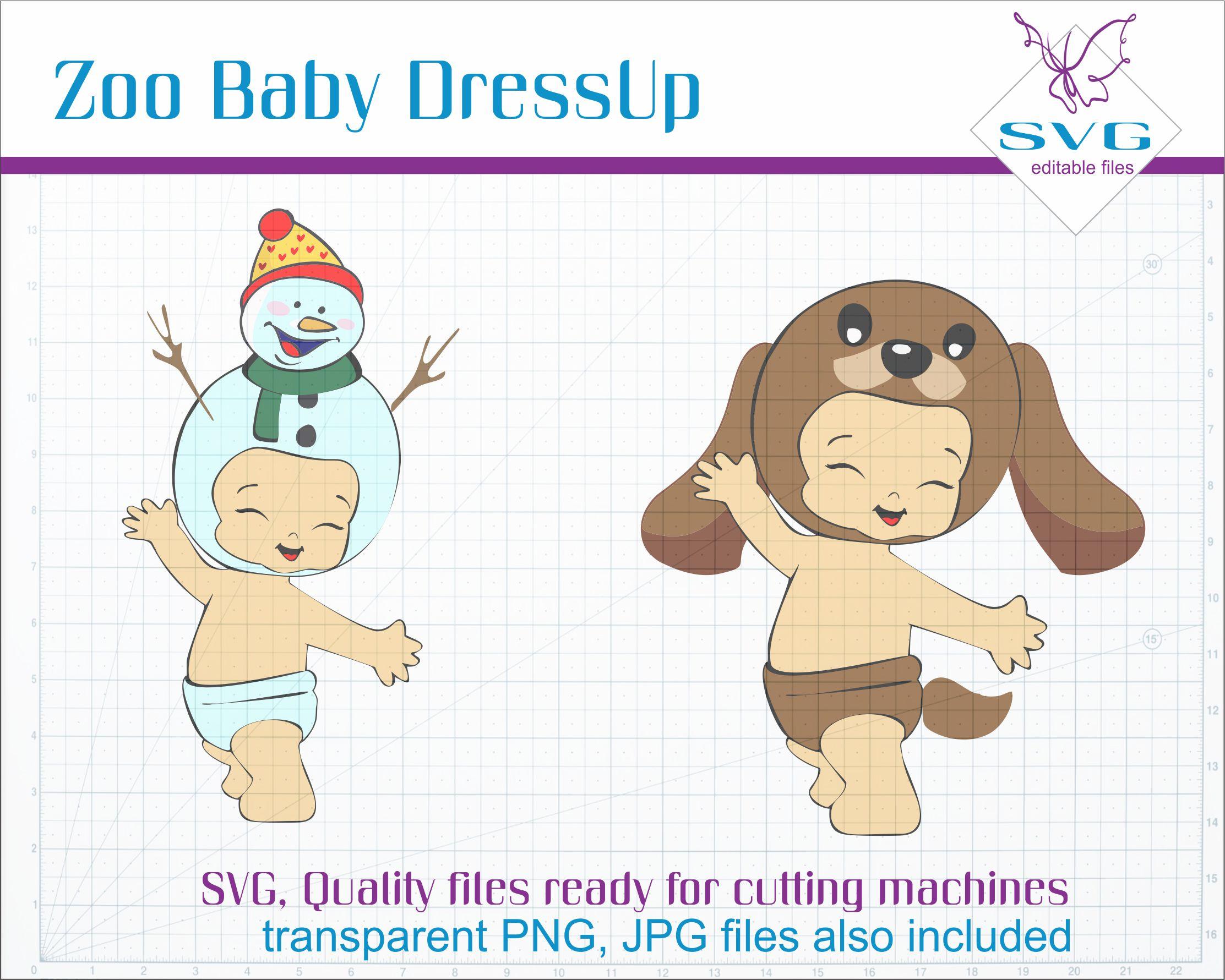 Zoo Baby Dressup example image 8