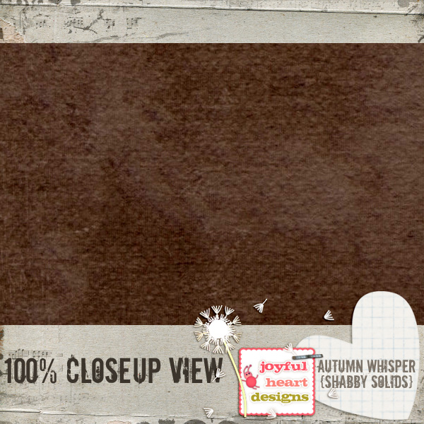 Autumn Whispers {shabby solids} example image 6