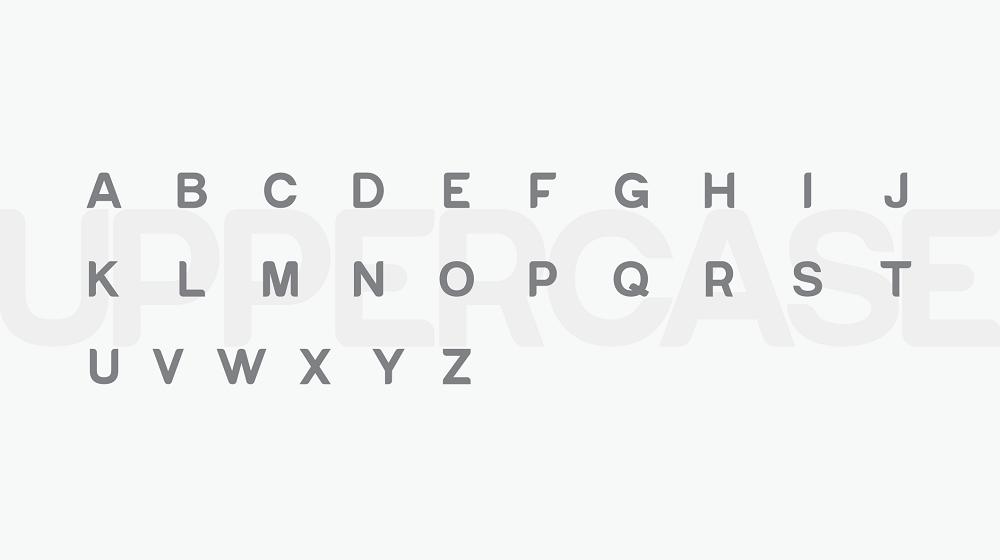Enodis font example image 2