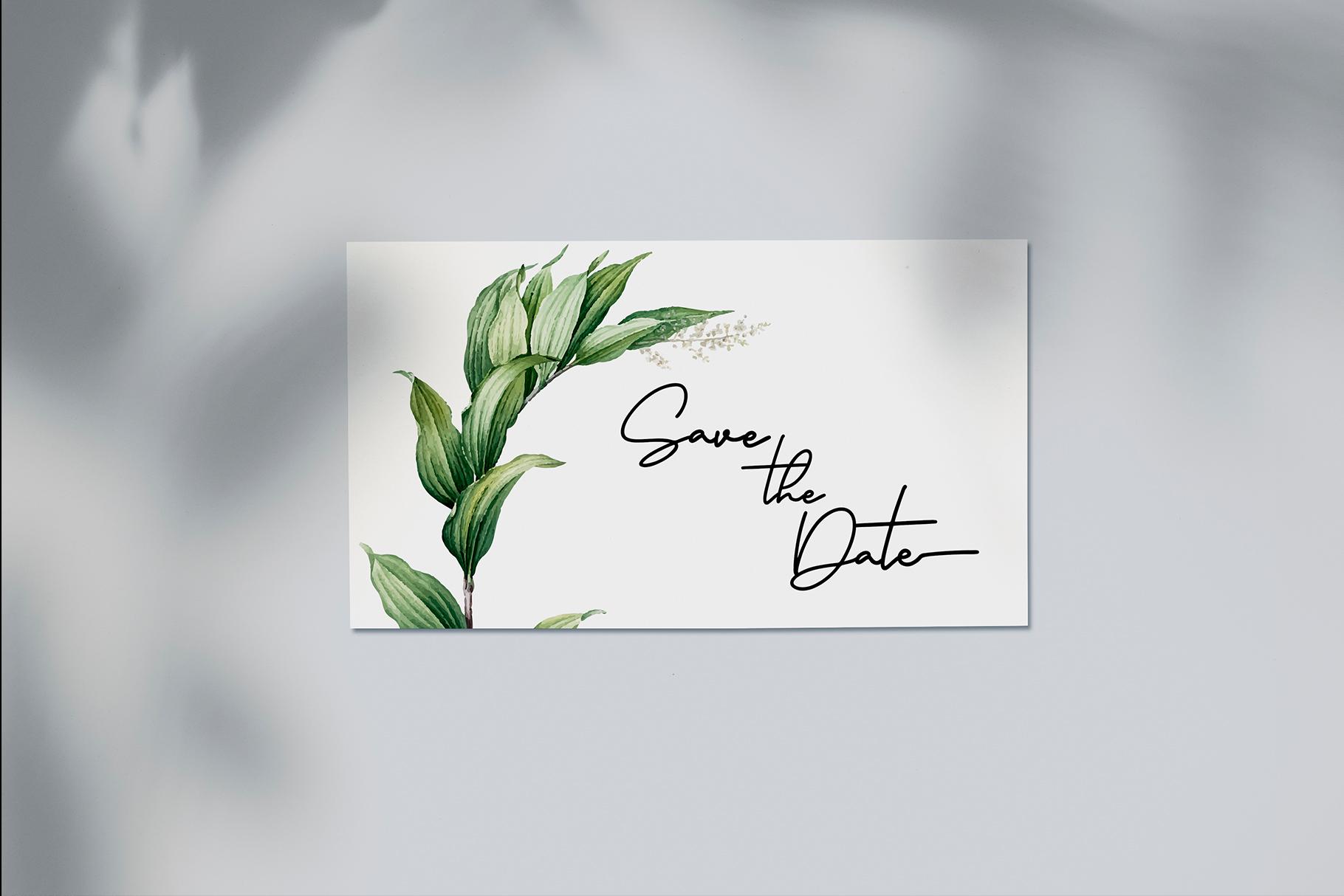 Ramtul - Signature Font example image 4