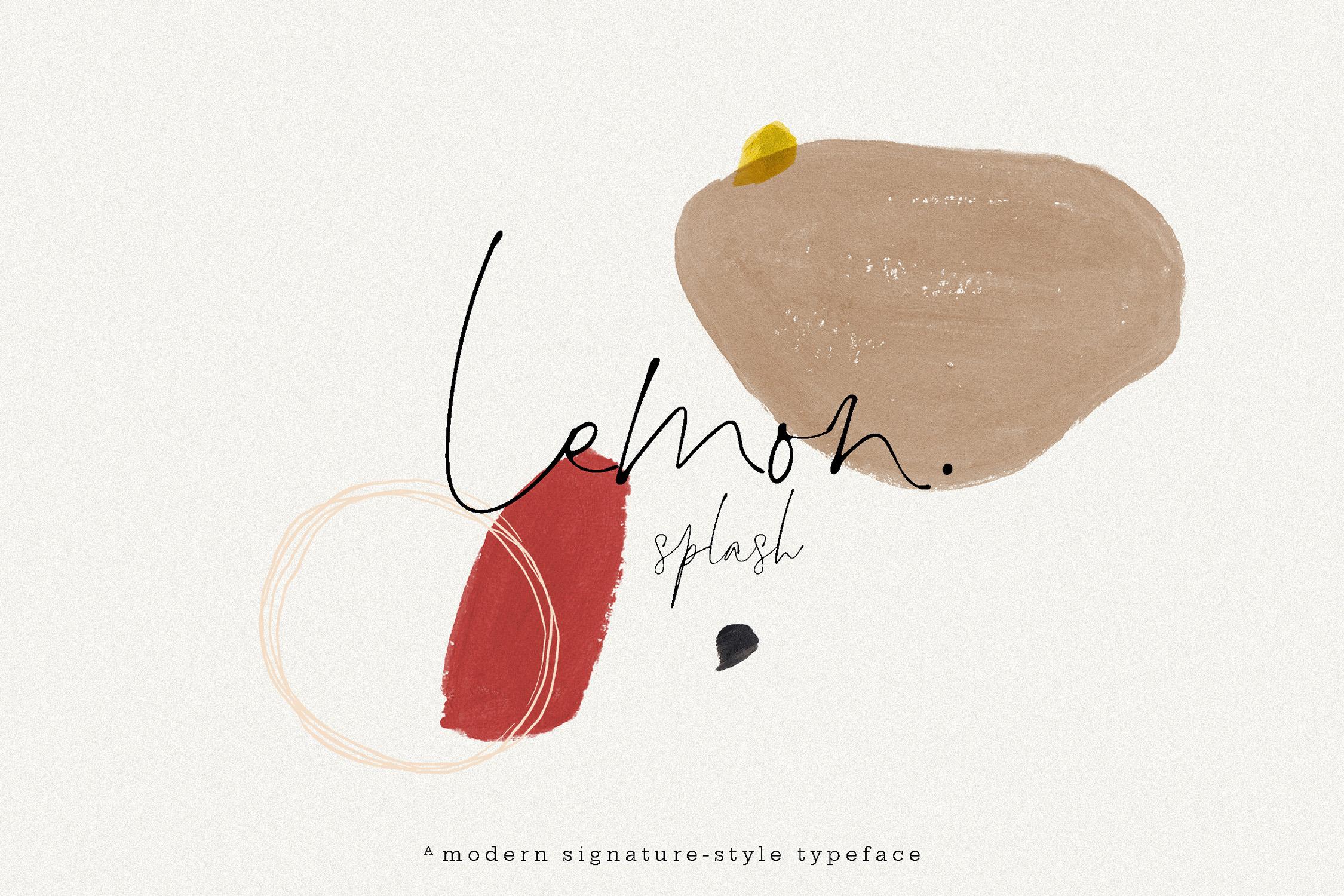 Lemon Splash example image 10