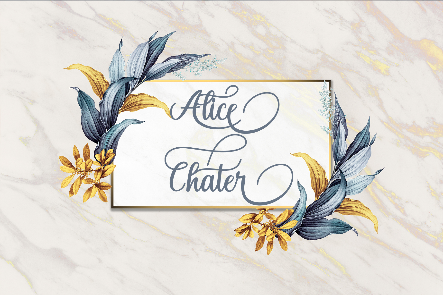 Alice Chater example image 4