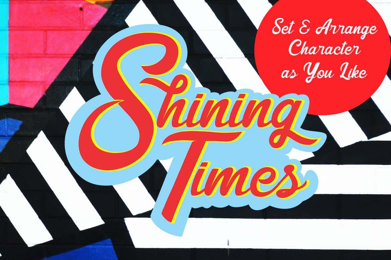 Shining Times example image 6