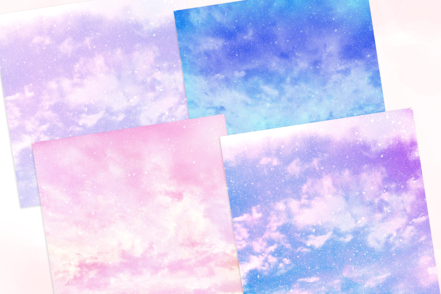 Sparkling Sky Texture example image 2