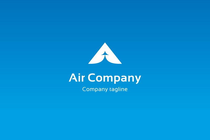 Air Company Logo example image 2