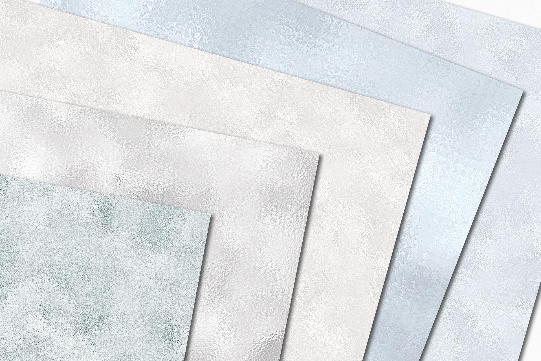 10 Diamond Foil Textures - Seamless Metallic Backgrounds example image 2