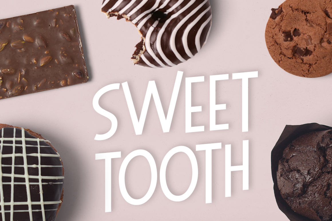 Sweet & Salty | A Bouncy Sans Serif example image 4