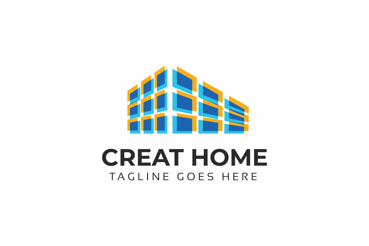 Creative Home Logo example image 1