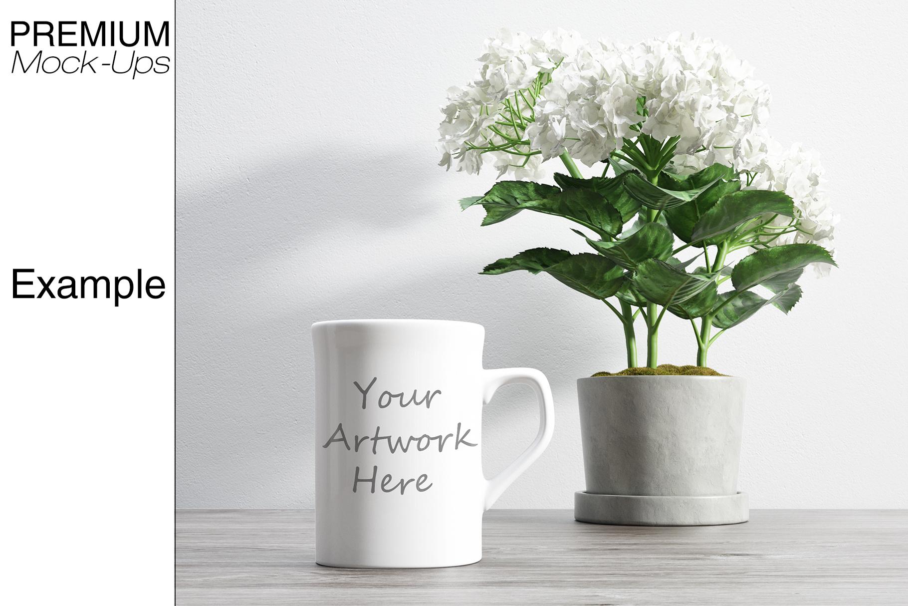 Mug Mockups - Many Shapes example image 13