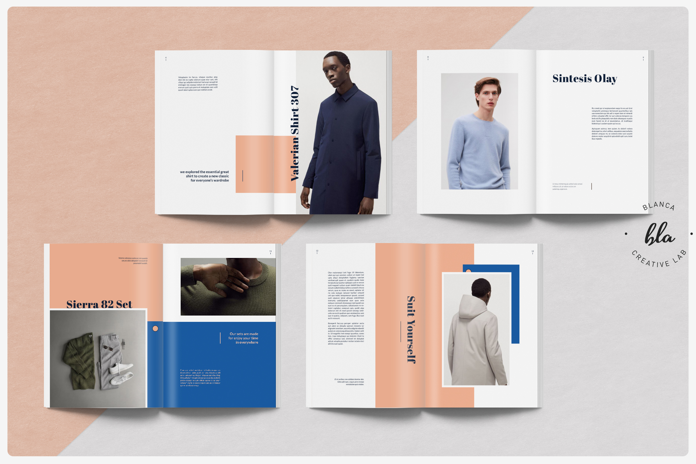 MARS Men Outfit Lookbook example image 4