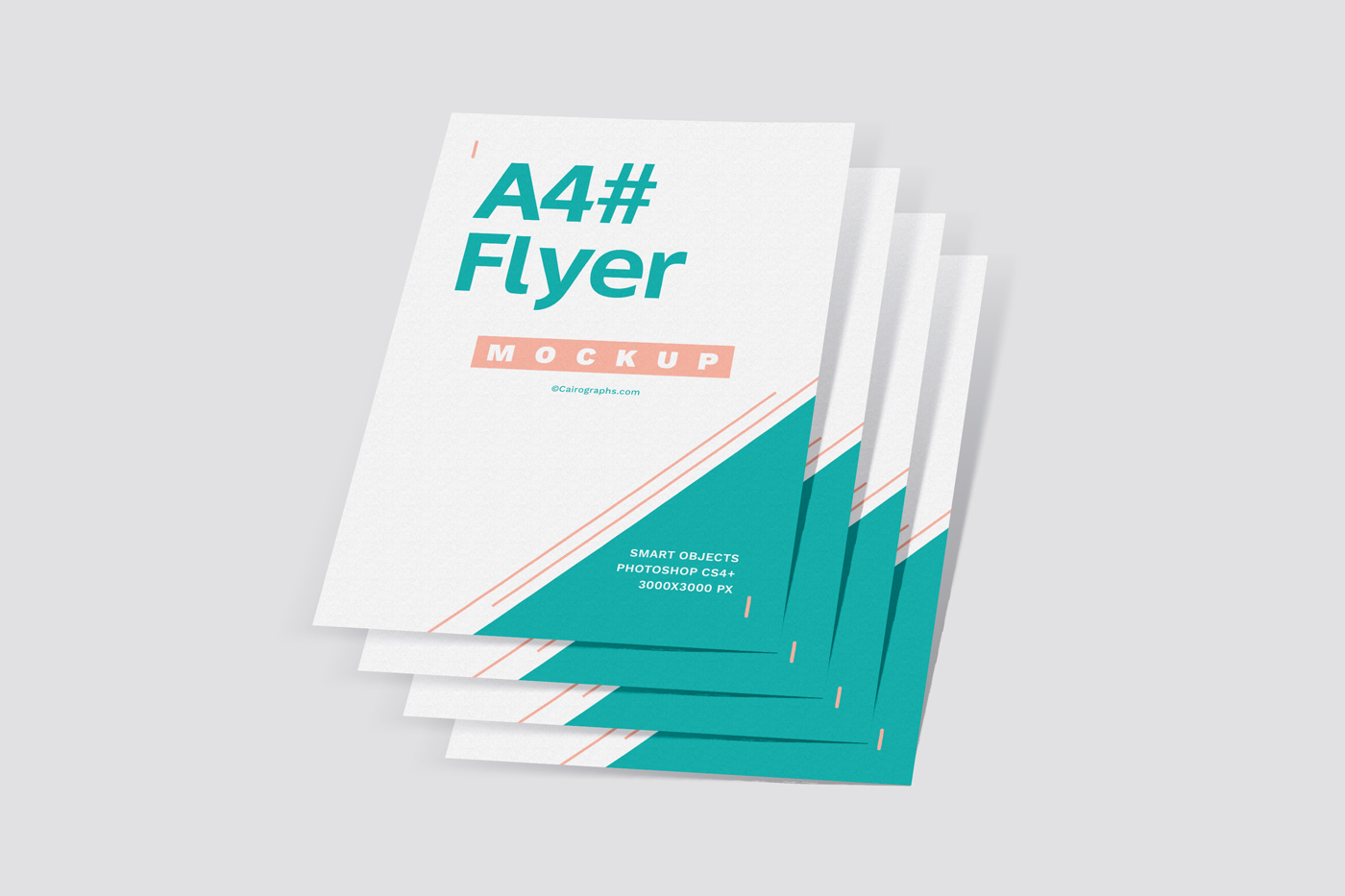 Posters & Flyers Mockups Vol.2 example image 3