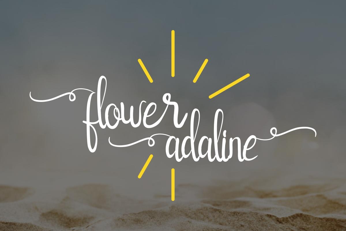 flower adaline example image 2