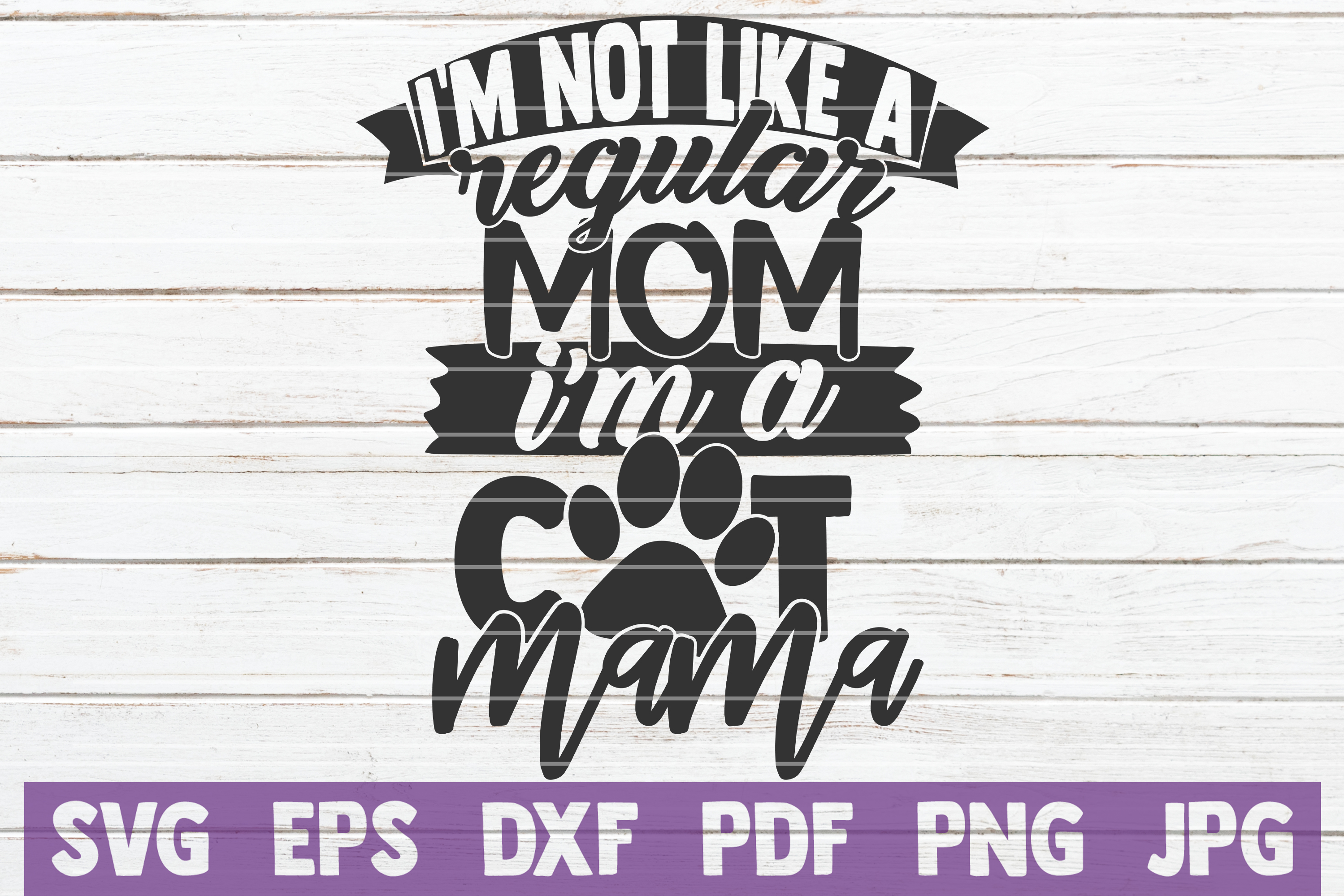 Pet Mom SVG Bundle | SVG Cut Files | Commercial Use example image 9