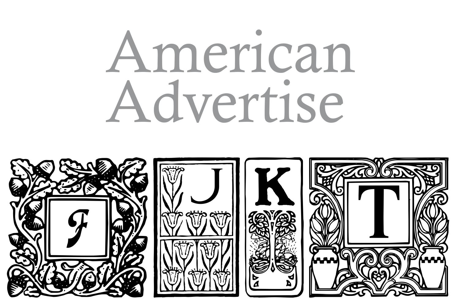 American Advertise (family pack) example image 2