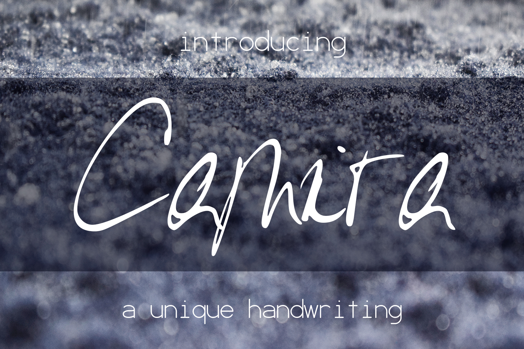 Camira Font example image 2