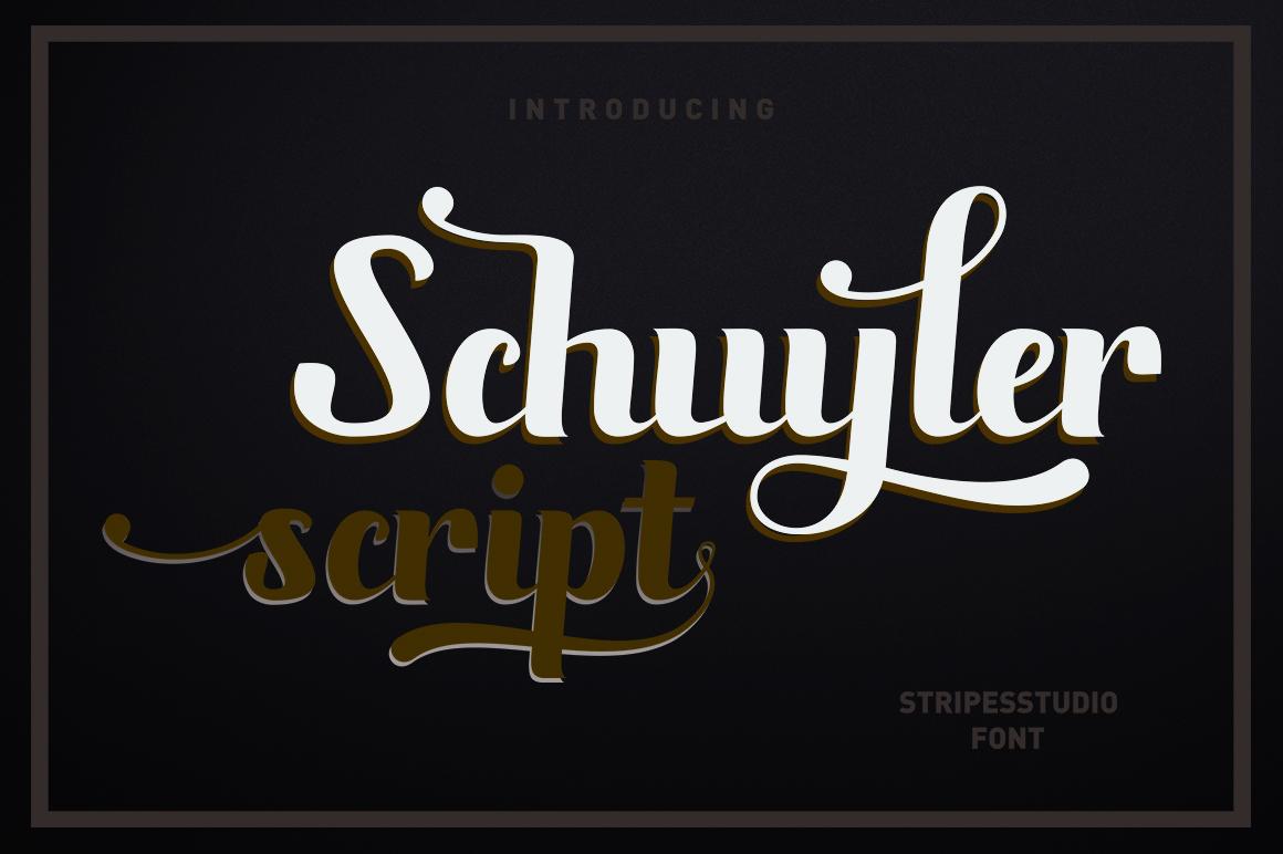 Schuyler Script example image 1