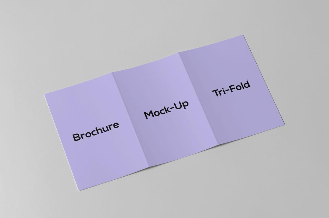 Brochure Mock up example image 4