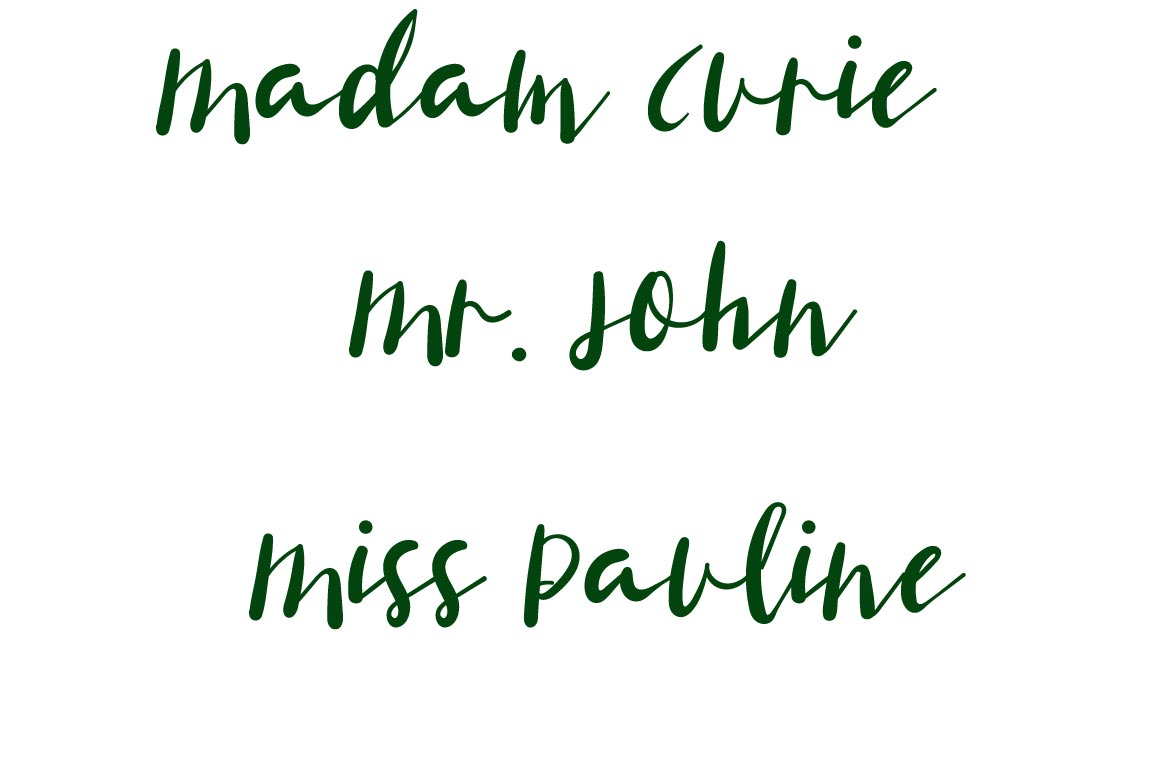 Smittentars Script Font example image 3