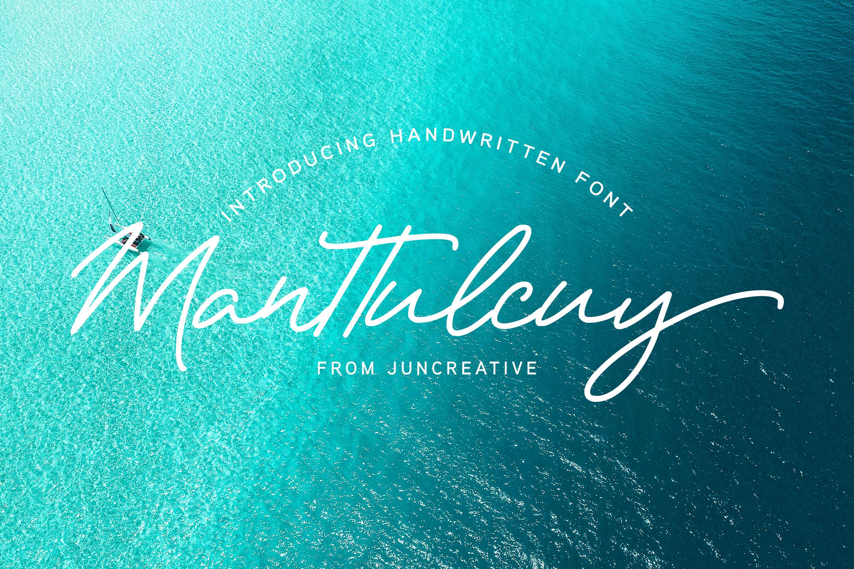 Manttulcuy Signature example image 1