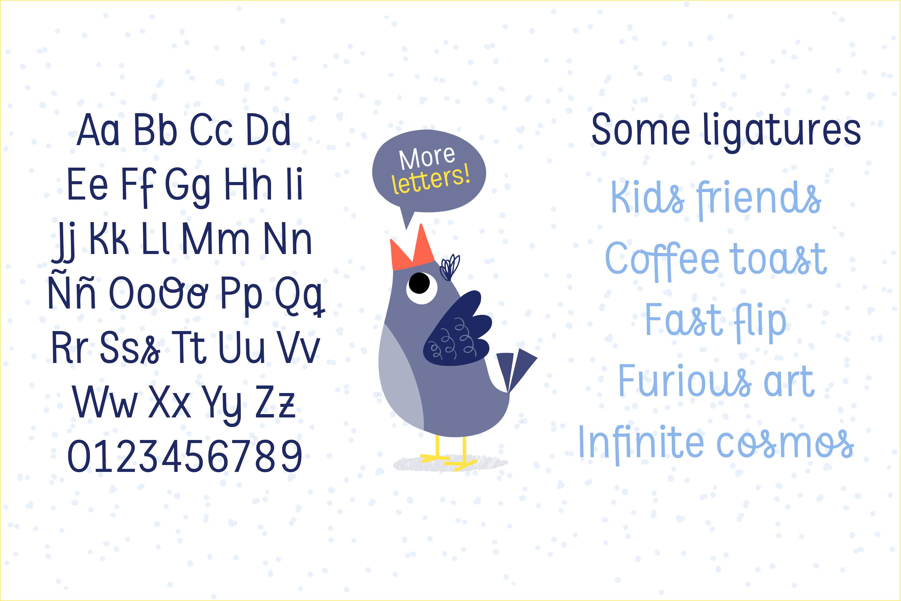 The Thief Bird example image 7