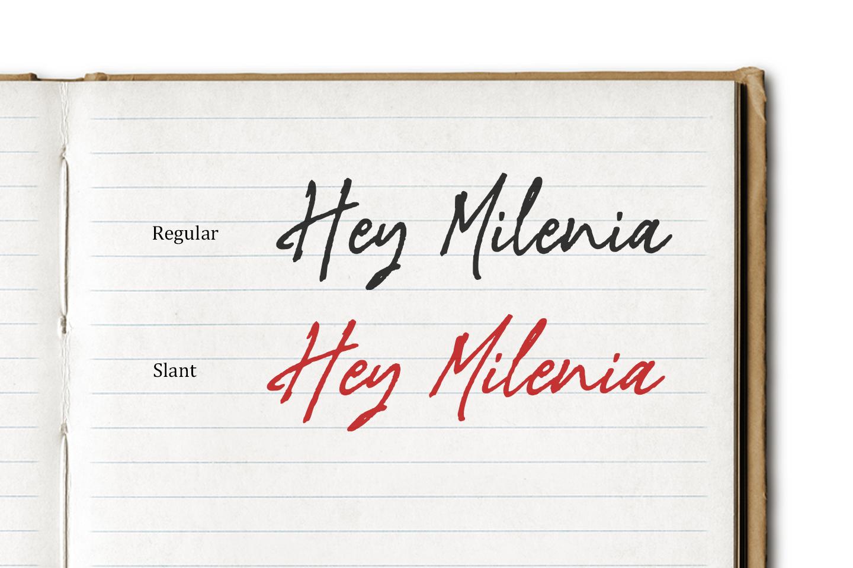 Hey Milenia example image 11