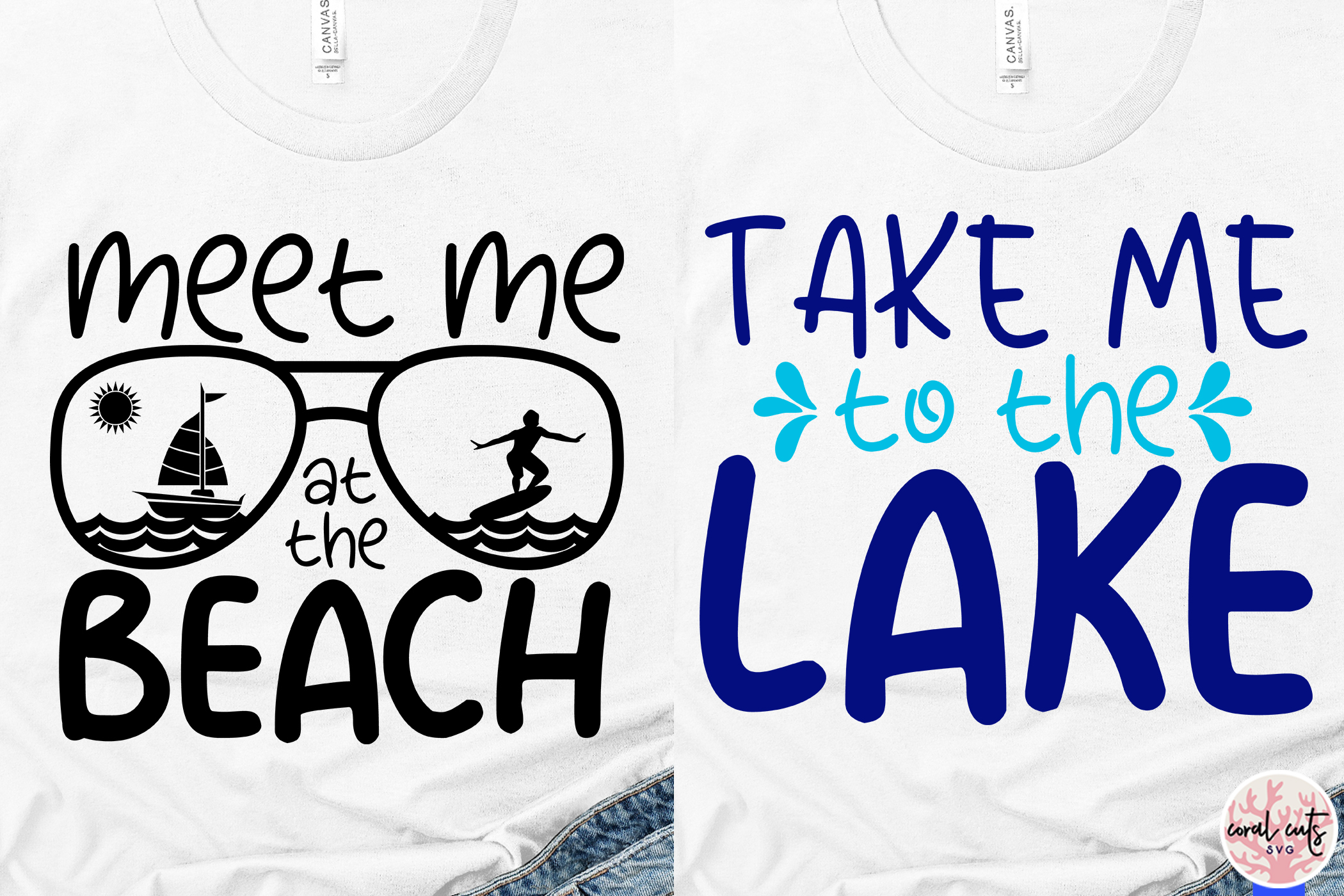 Summer Vacation Bundles - 10 Svg EPS DXF PNG Cut File example image 3