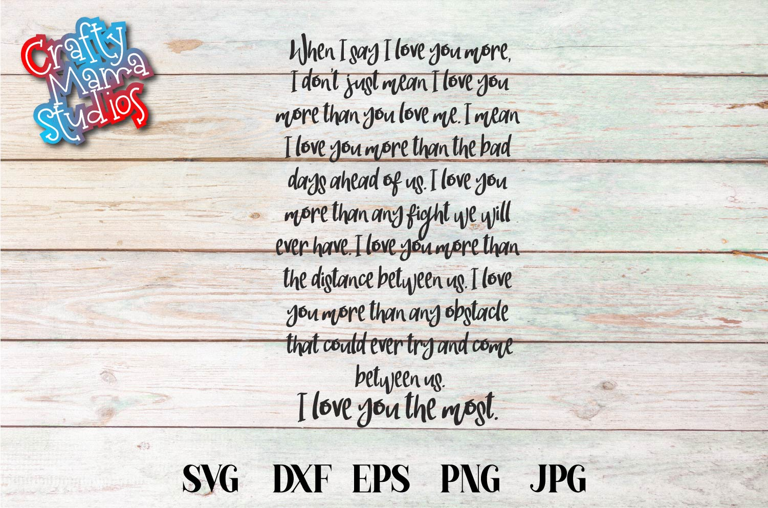 686+ Love You More Svg SVG PNG EPS DXF File