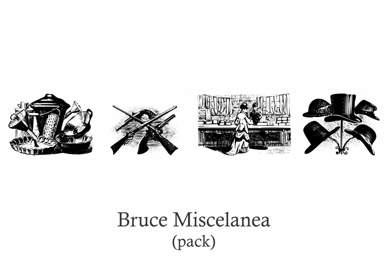 Bruce Miscelania (pack) example image 4