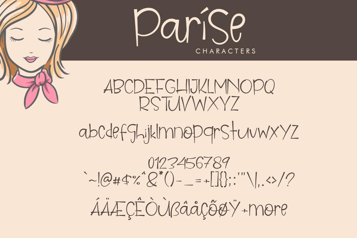 Parise example image 6