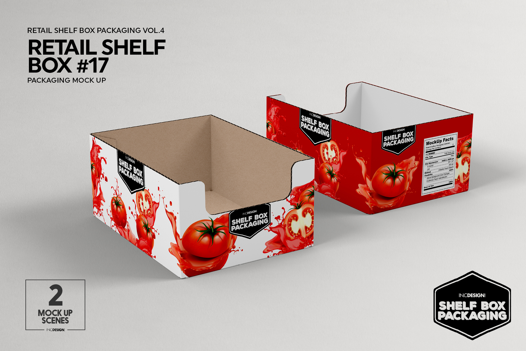 Shelf Box Packaging Volume 4 example image 2