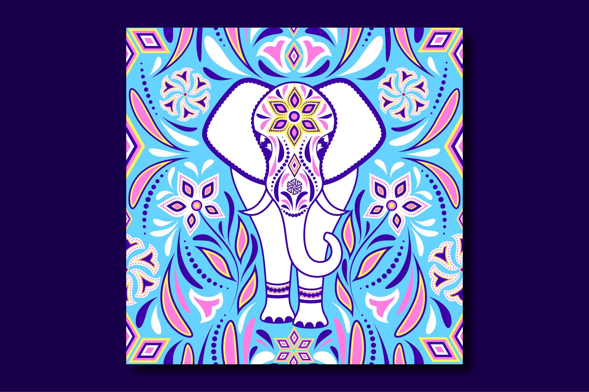 White elephant example image 2