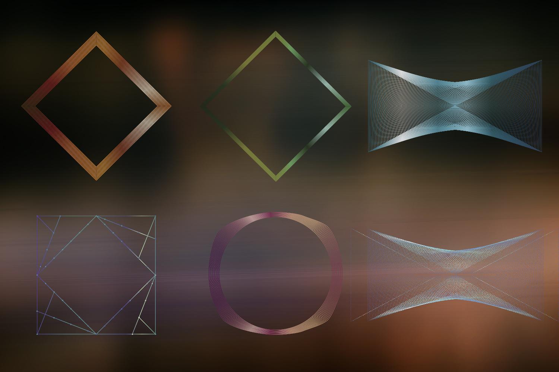 Ethereal Geometrics example image 7