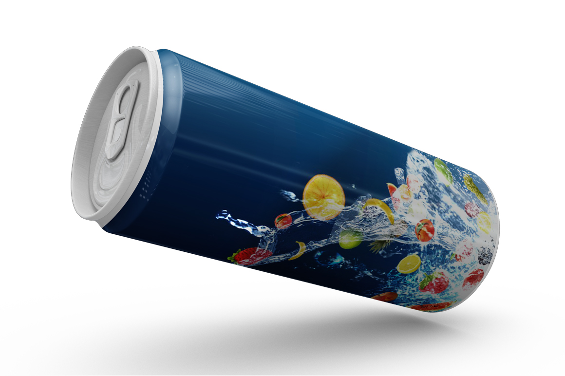 Beer Can Mockup example image 18