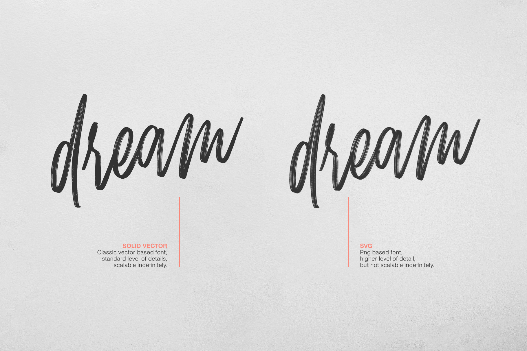 Mellow - Brush & SVG Font example image 2
