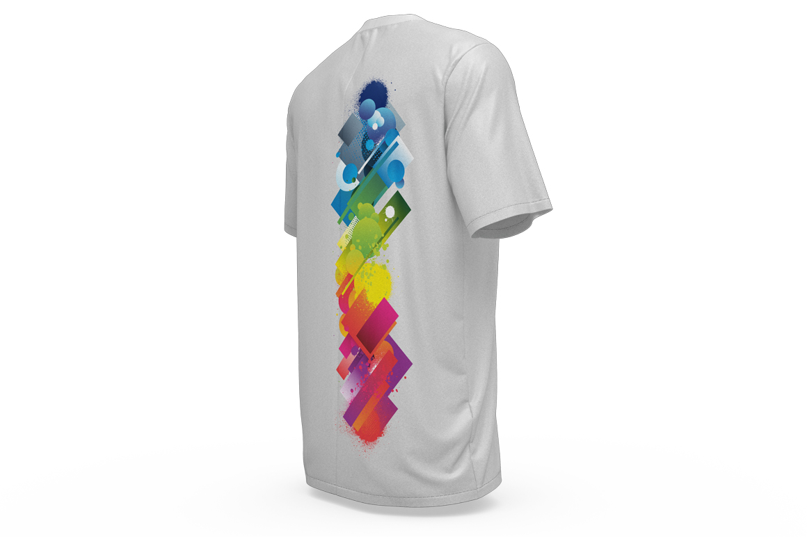 T-Shirt Mockup example image 9