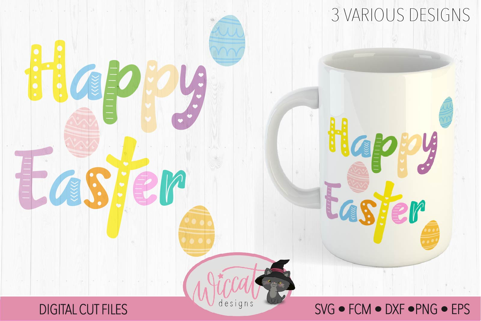 Happy Easter, Quote svg, Funny Easter svg, Easter svg, example image 2