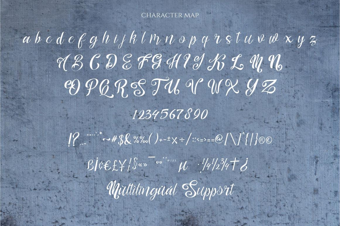 Nalicha Script example image 2