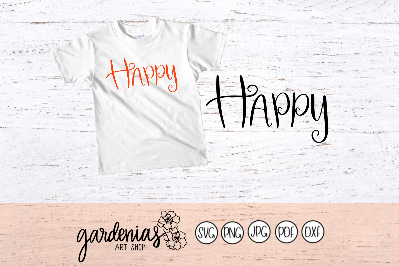 Happy example image 1
