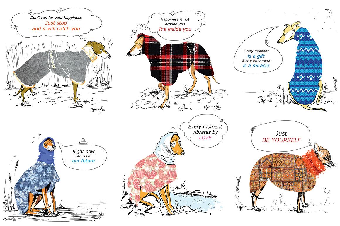 Big DOG Bundle - 12 collections example image 8
