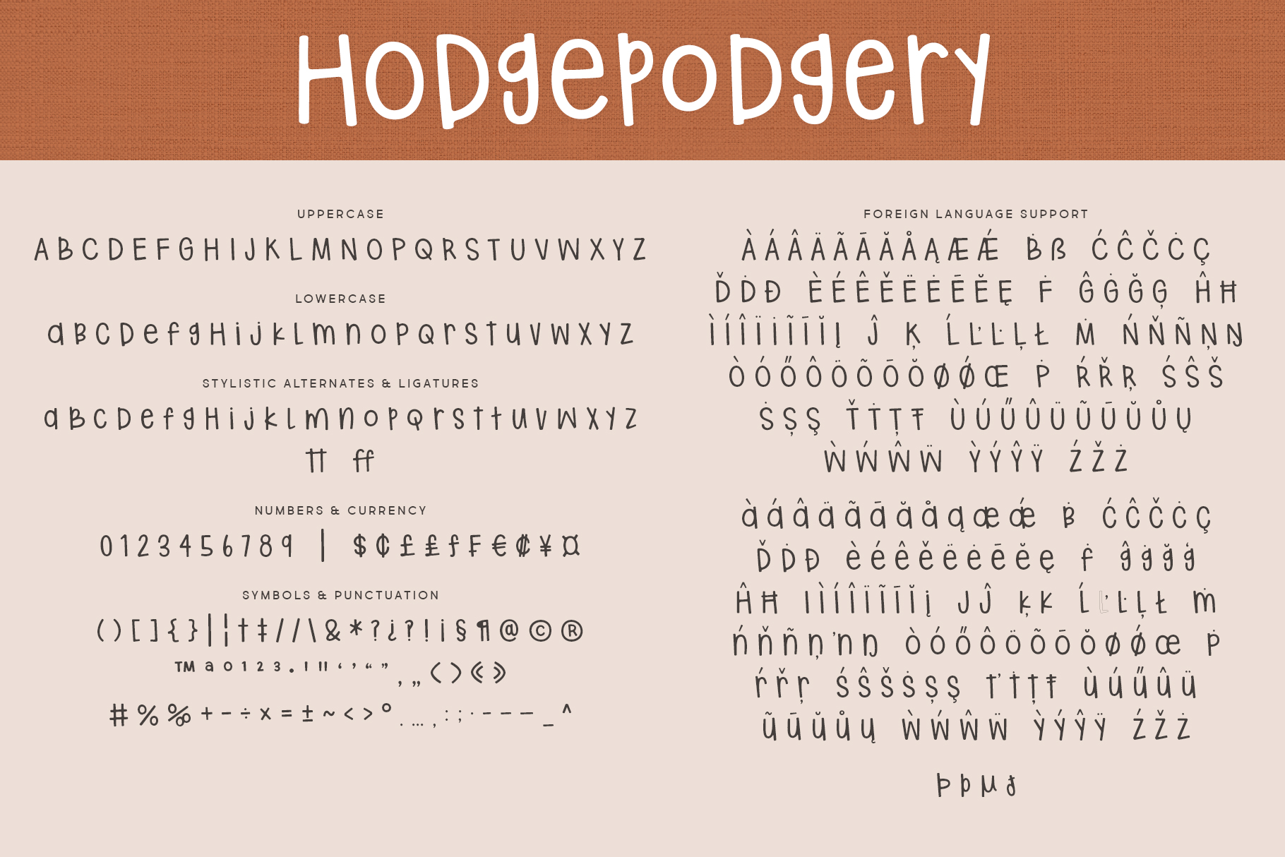Hodgepodgery example image 3