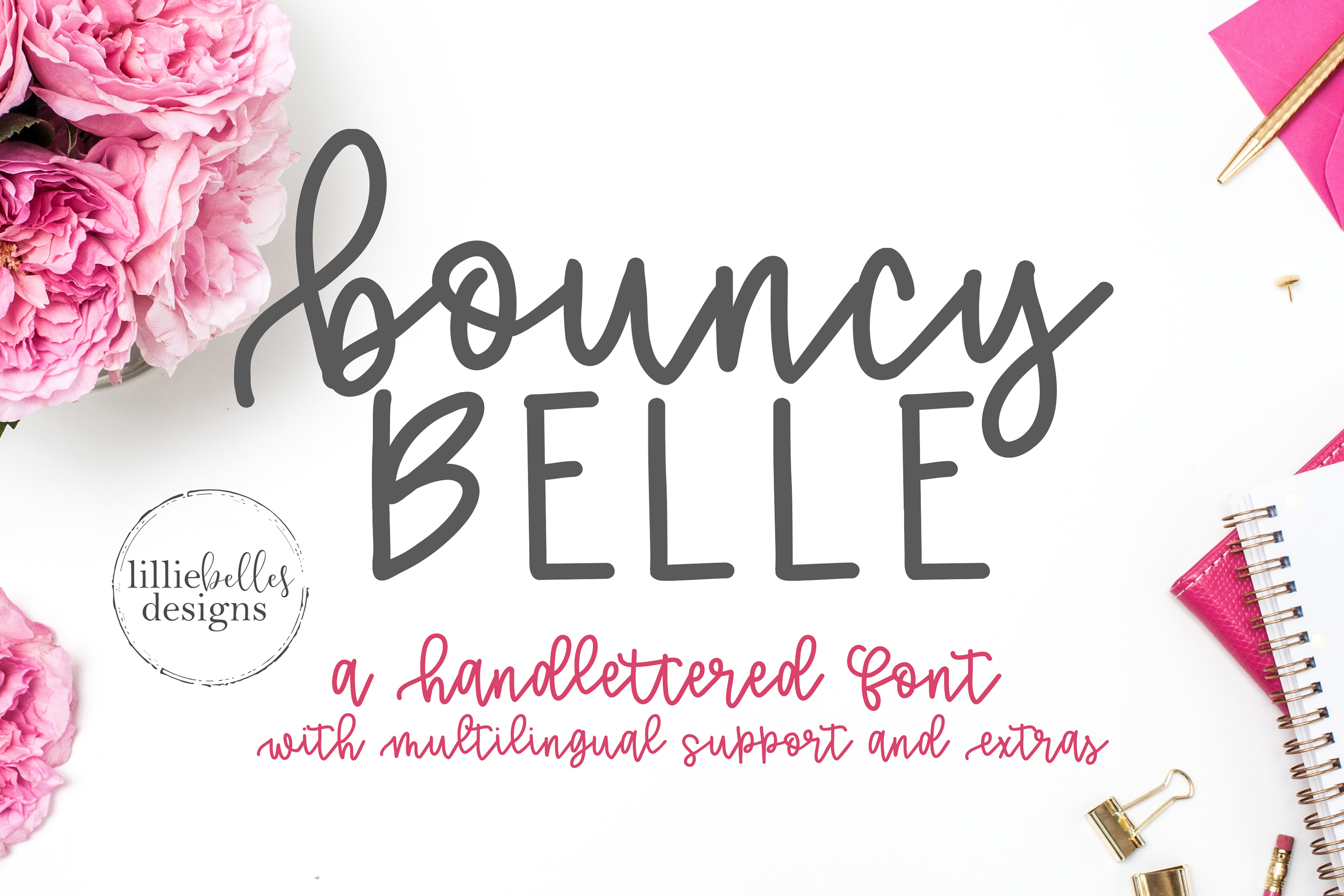 Bouncy Belle example image 1