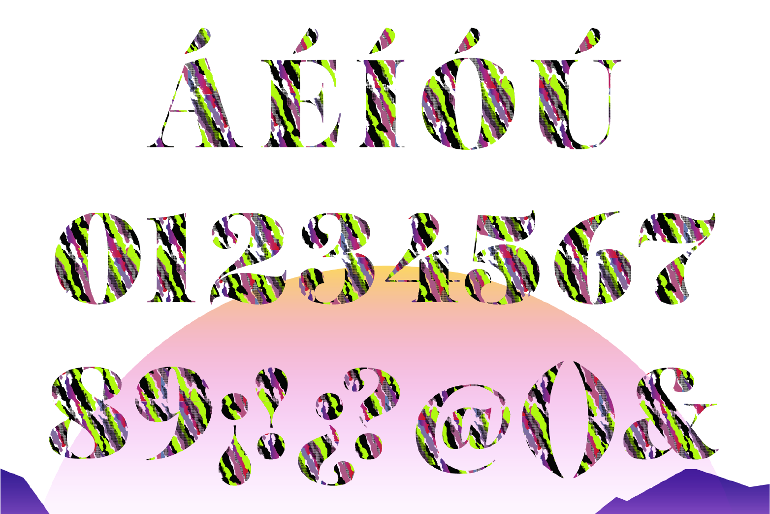 Electra Font example image 4