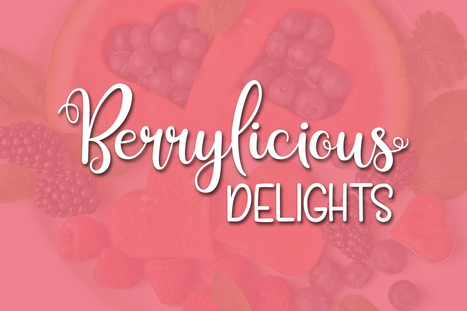Berry Smoothies example image 7