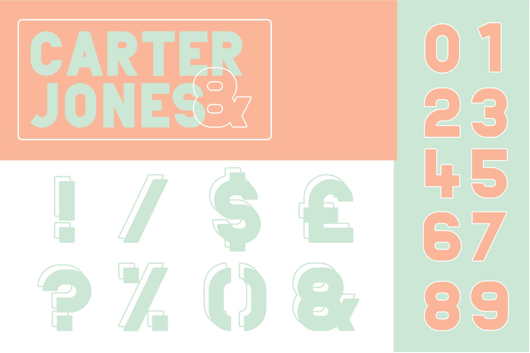 Helton Typeface example image 4