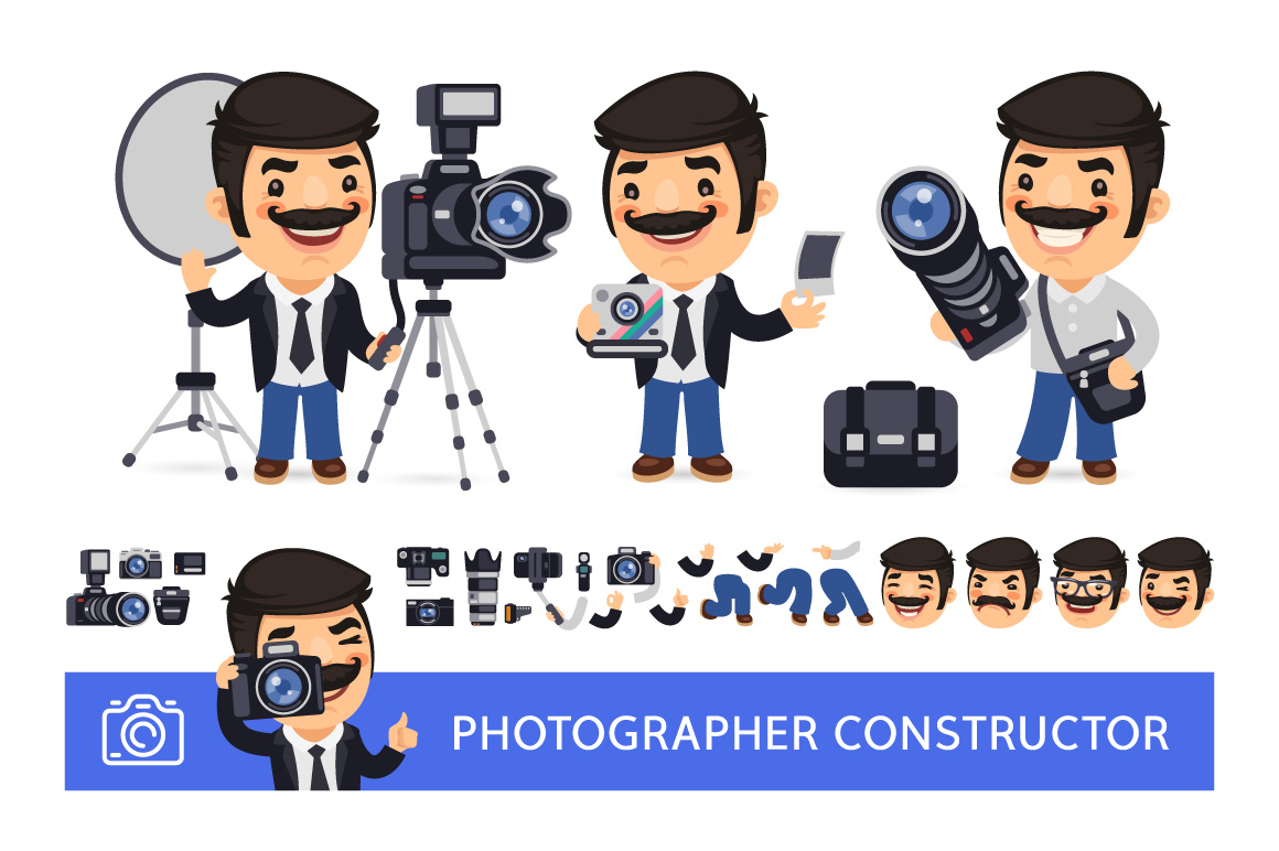 Photographer Character Constructor example image 1