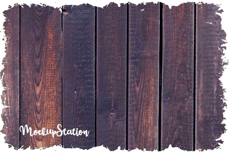 Sublimation Wood Background PNG Bundle, Painted Barn Wood example image 4