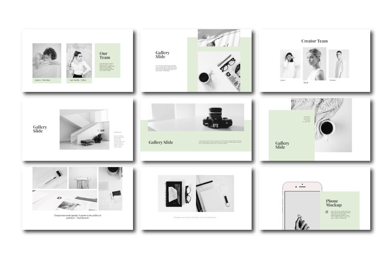 Gracious - Keynote Templates example image 4